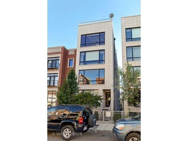 1519 W FRY Street #4, Chicago, IL 60642 - #: 10751605