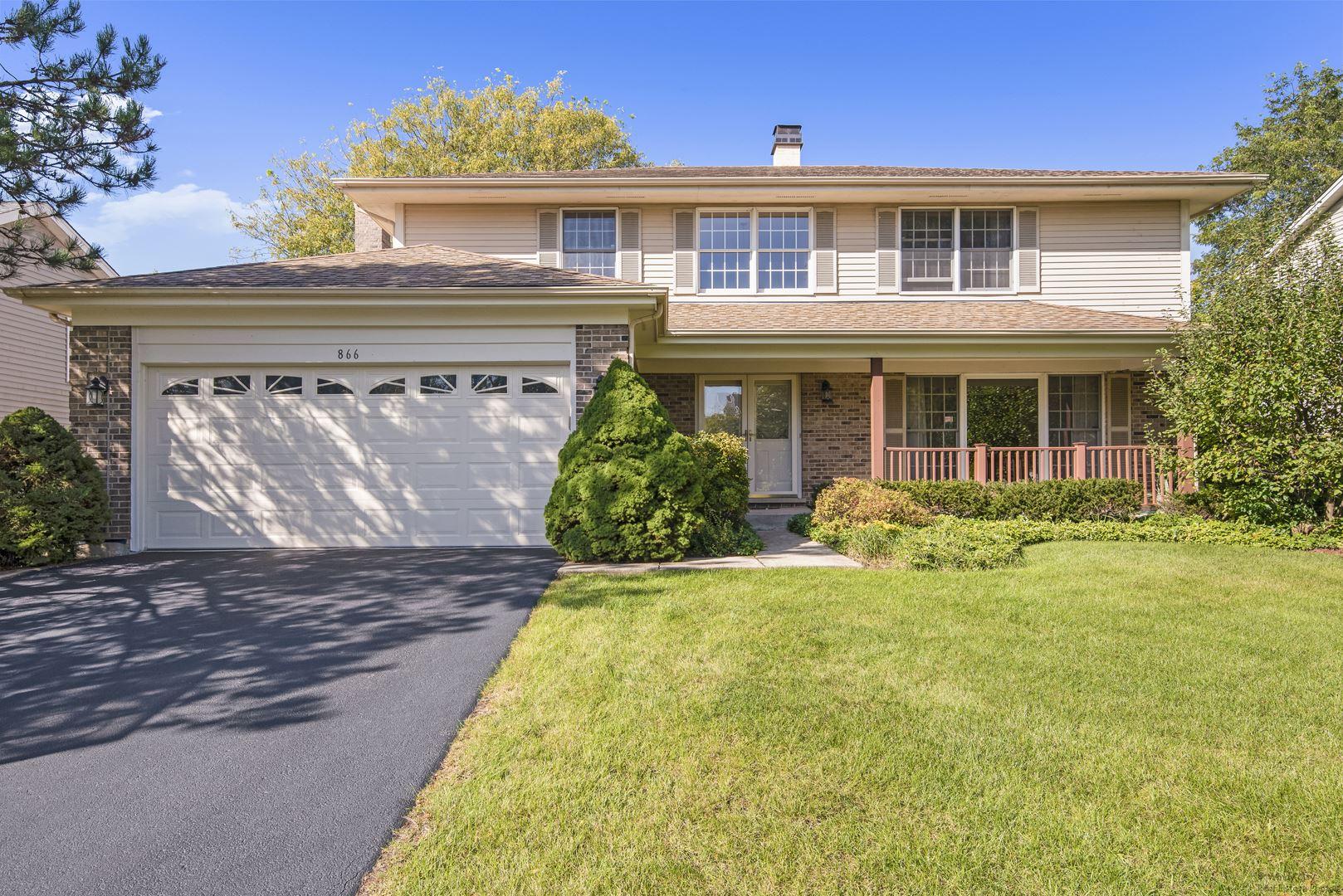 866 S Parkplace Drive, Palatine, IL 60067 - MLS#: 10767605
