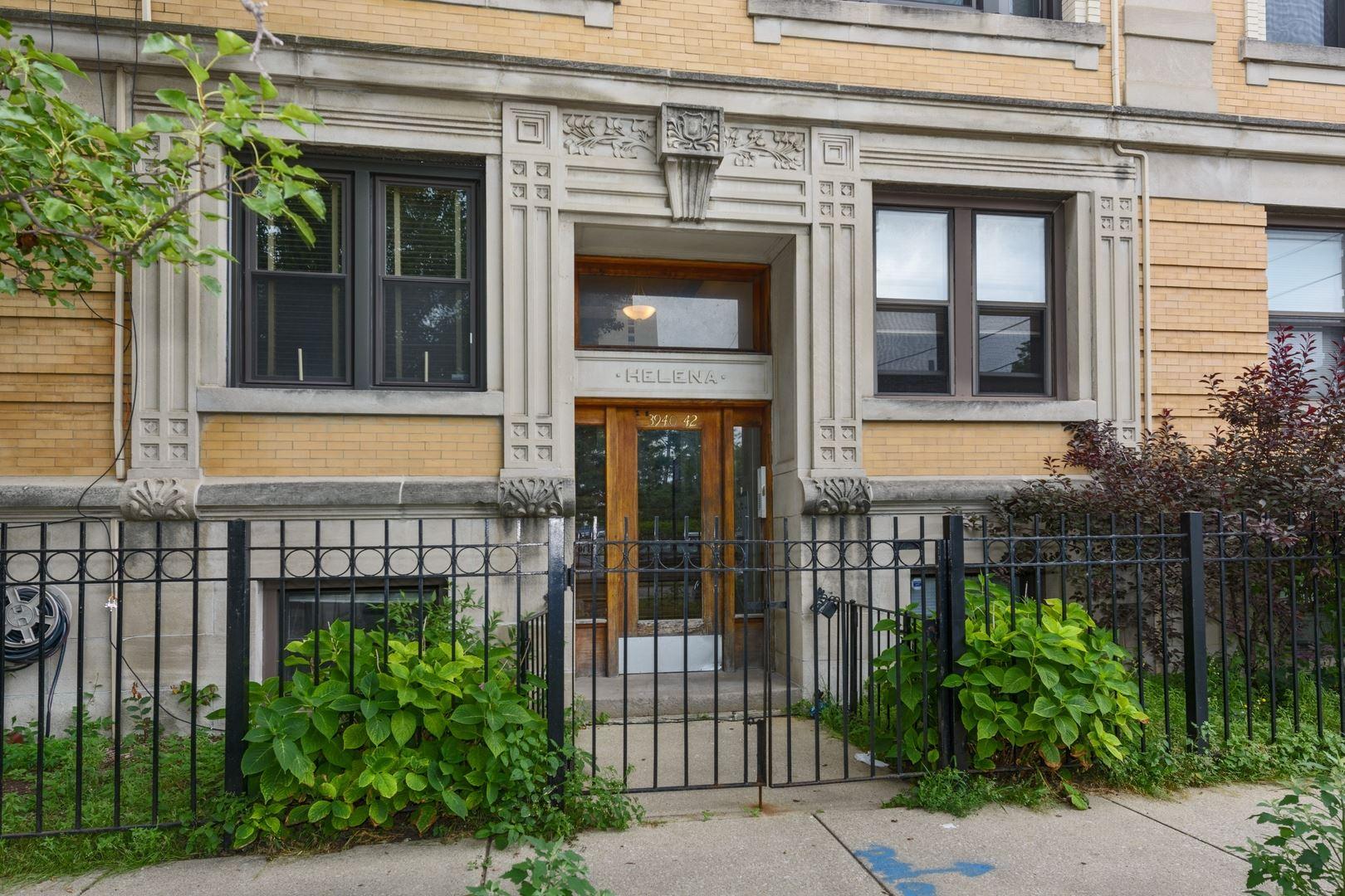 3940 N Fremont Street #3, Chicago, IL 60613 - #: 10798605