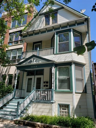 Photo of 1502 W Melrose Street, Chicago, IL 60657 (MLS # 10769606)