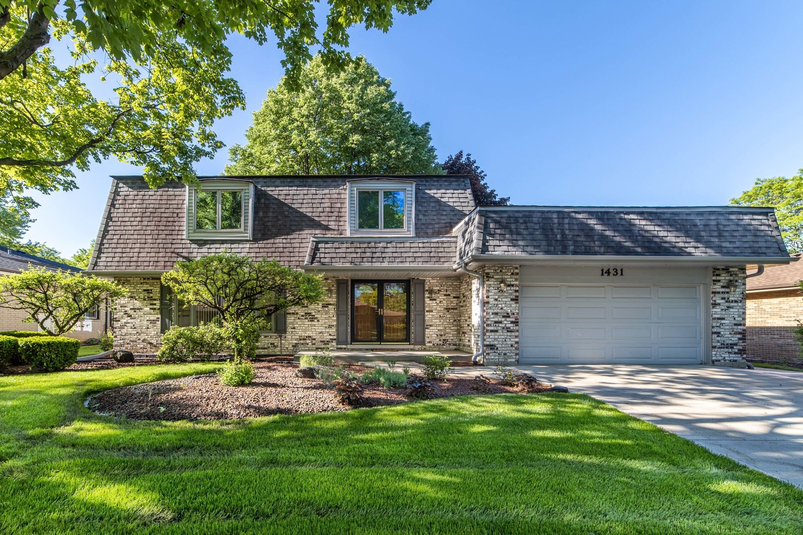 1431 Terrace Drive, Downers Grove, IL 60516 - #: 10699606