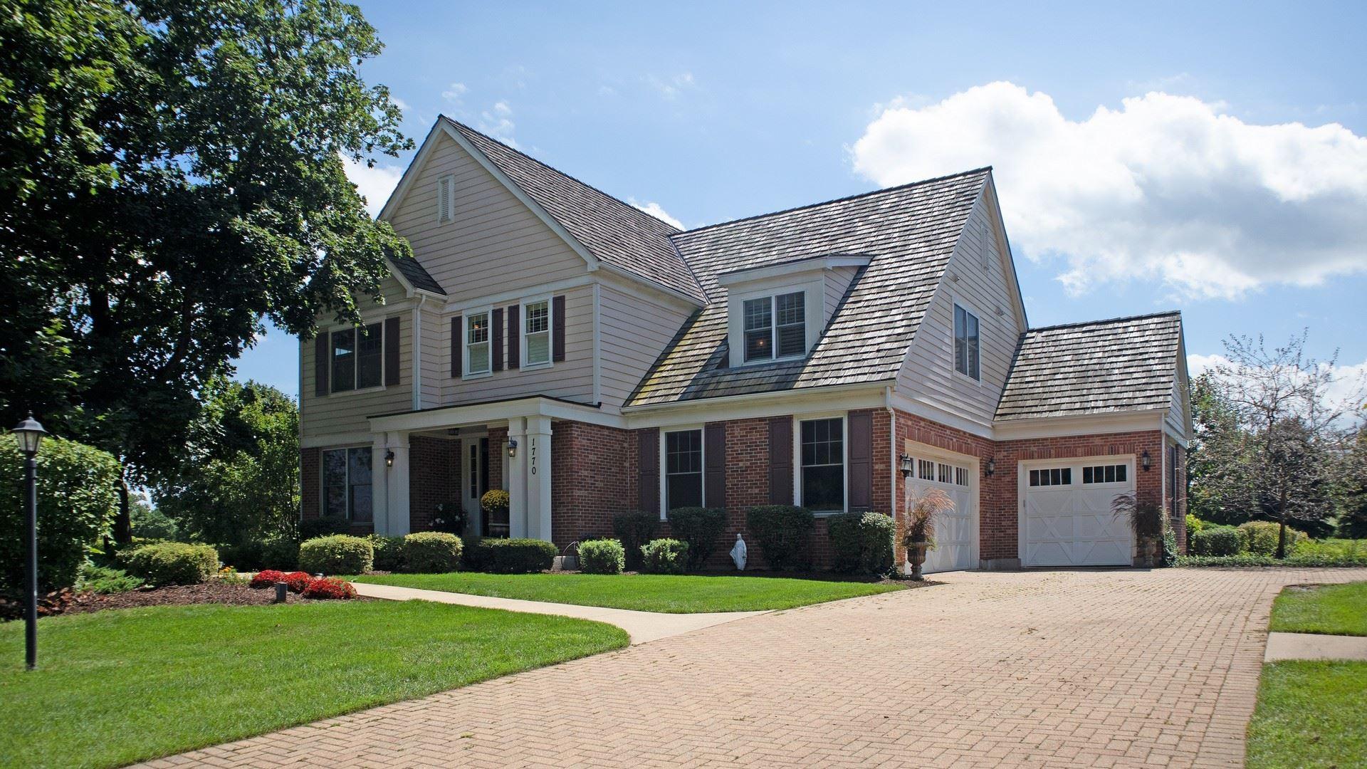 1770 Rolling Hills Drive, Woodstock, IL 60098 - #: 10498607
