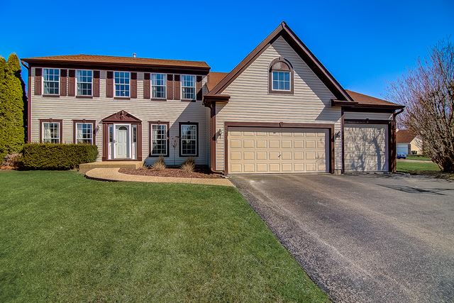 1377 Redwing Drive, Antioch, IL 60002 - #: 10654607