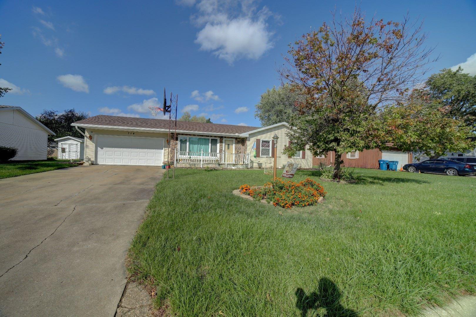 714 E Rosewood Street, Watseka, IL 60970 - MLS#: 11244607