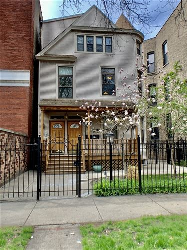 Photo of 4050 N Hermitage Avenue #2, Chicago, IL 60613 (MLS # 11060608)