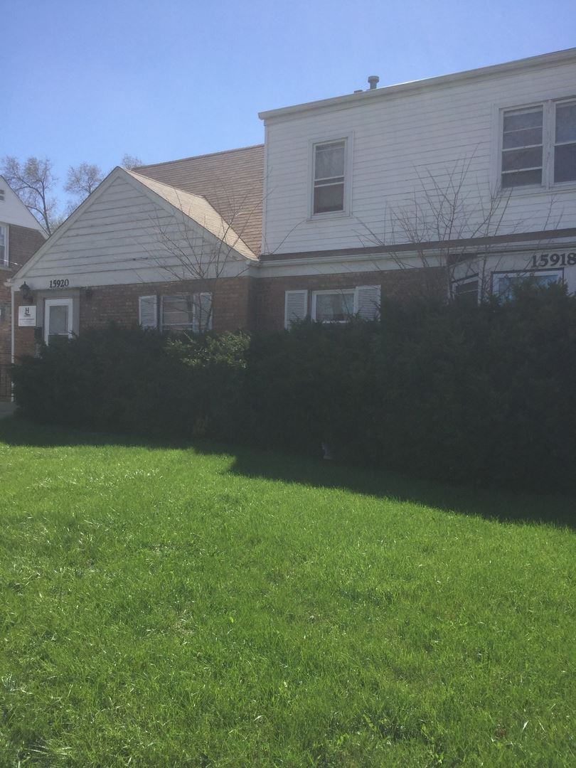 15918 Lathrop Avenue, Harvey, IL 60426 - #: 10366608