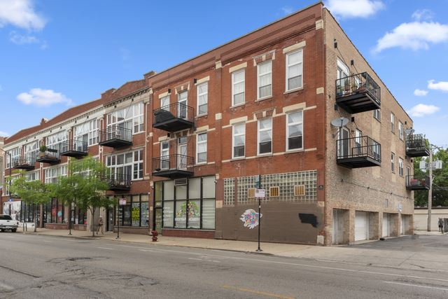 1907 N Milwaukee Avenue #201, Chicago, IL 60647 - #: 10730608