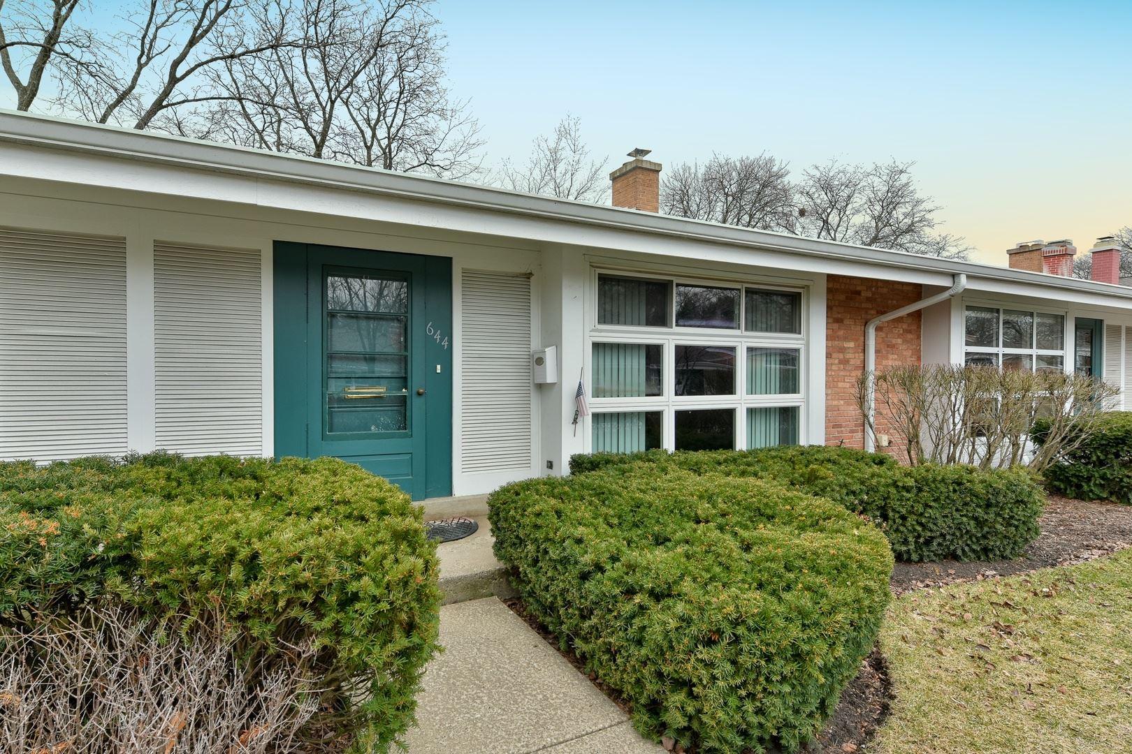 644 Spring Road, Glenview, IL 60025 - #: 10668610