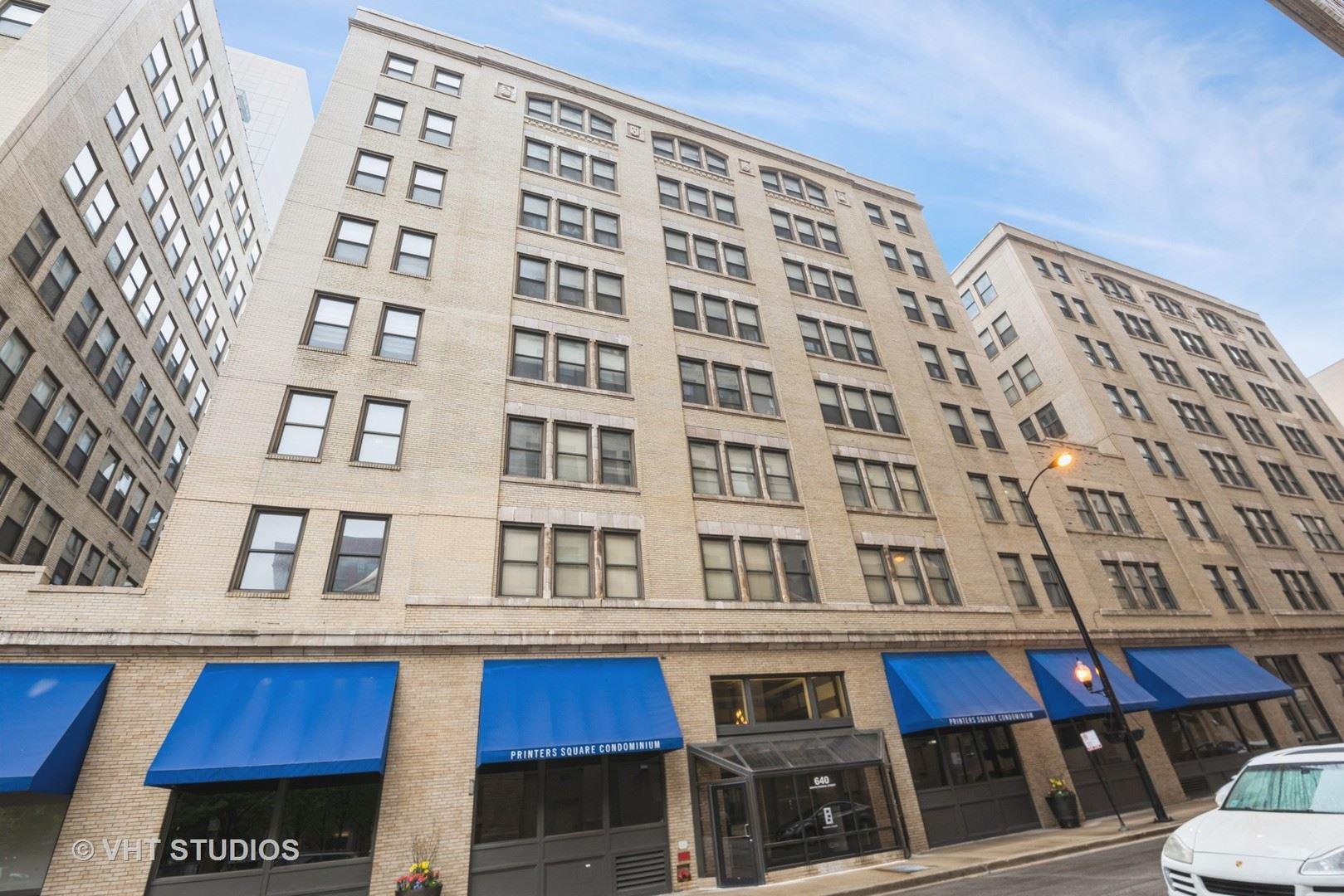 640 S Federal Street #506, Chicago, IL 60605 - #: 11204610