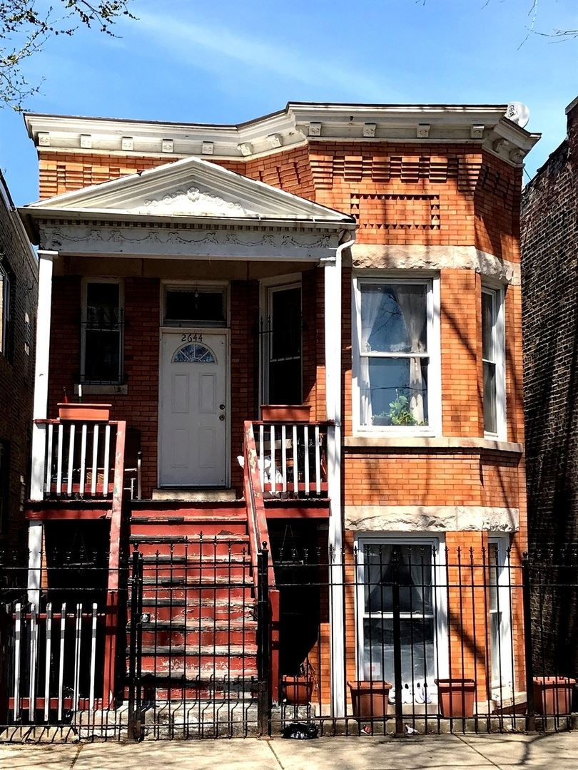 2644 W 23rd Place, Chicago, IL 60608 - #: 10799611