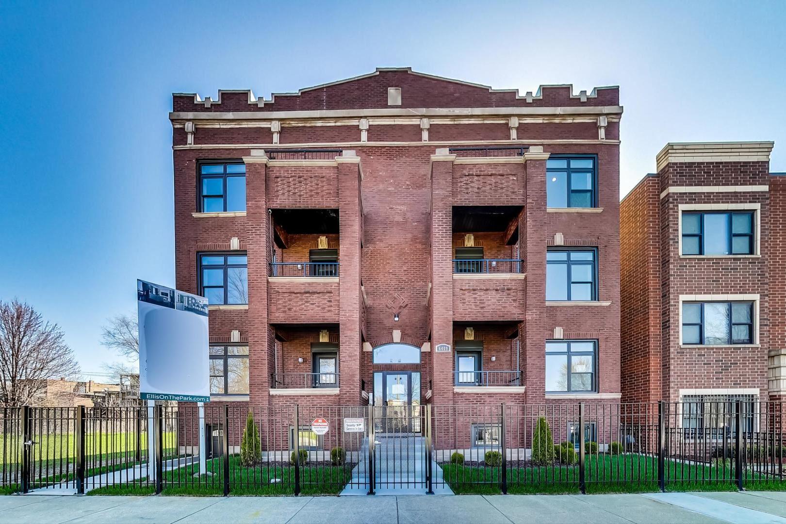 6409 S Ellis Avenue #1N, Chicago, IL 60637 - #: 10545612