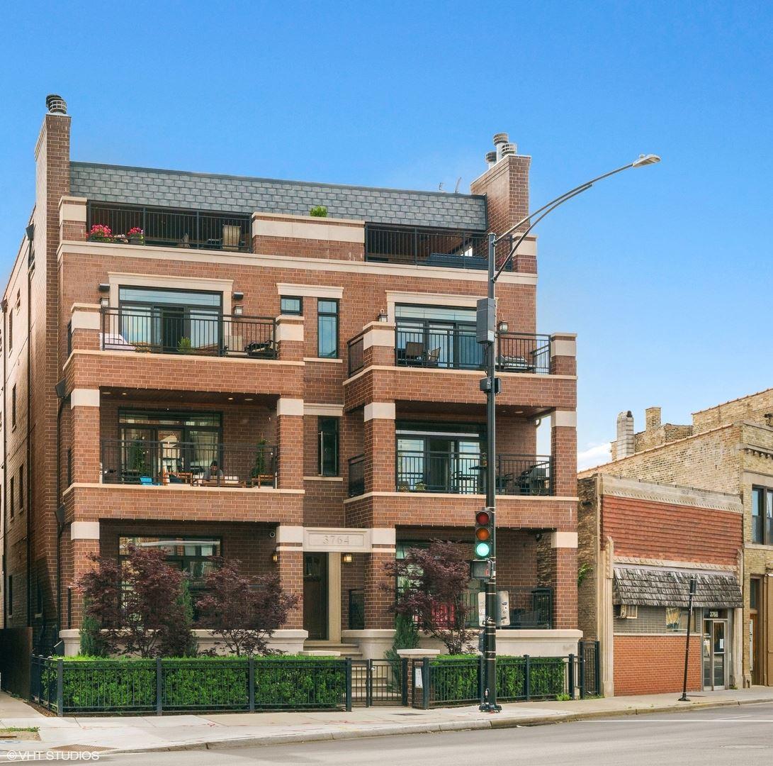 3764 N Clark Street #1S, Chicago, IL 60613 - #: 10759612