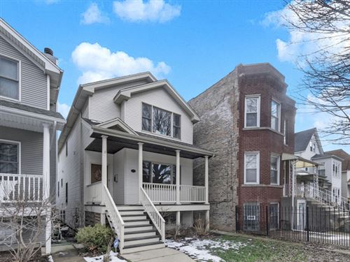Photo of 3731 North TROY Street, Chicago, IL 60618 (MLS # 10641613)