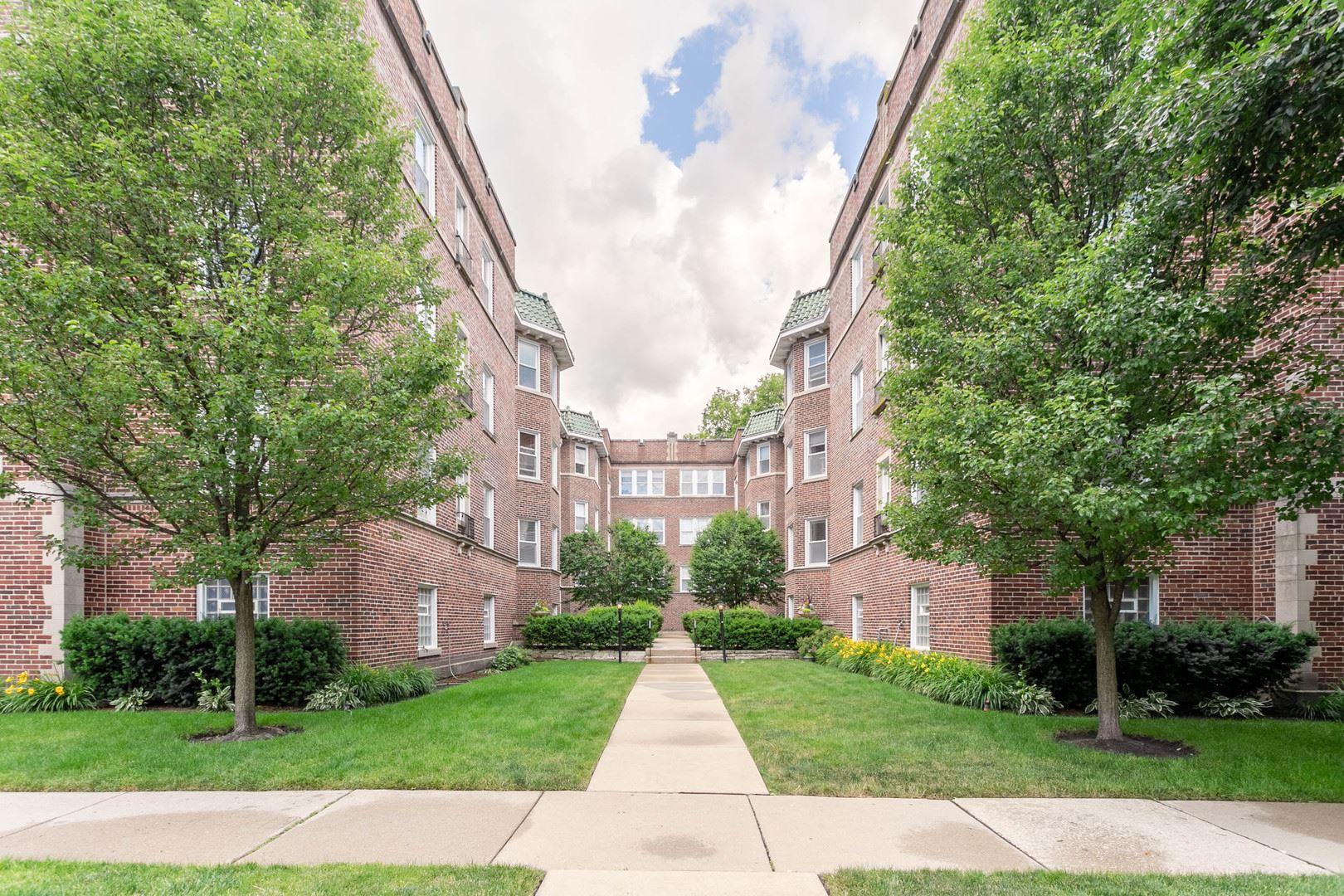 1226 Elmwood Avenue #2W, Evanston, IL 60202 - #: 10760613