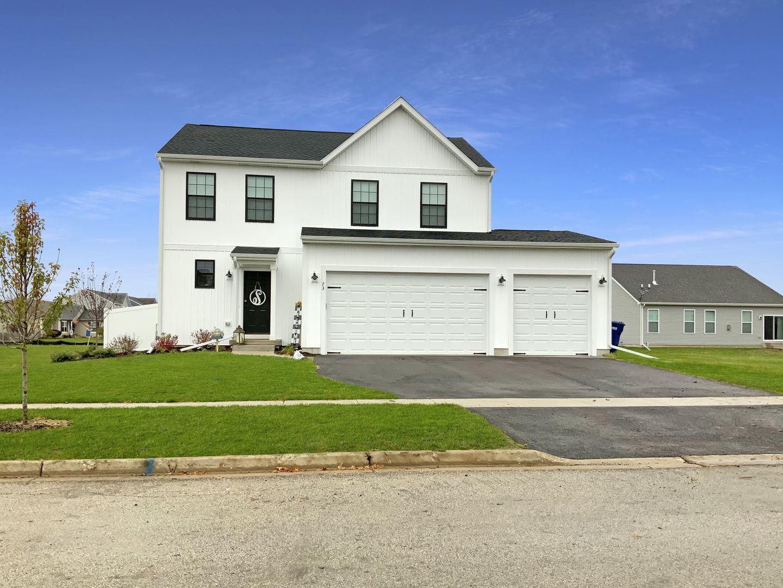 70 W Winterberry Avenue, Cortland, IL 60112 - #: 10787613