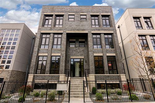 Photo of 1107 W Chestnut Street #2E, Chicago, IL 60642 (MLS # 10914615)