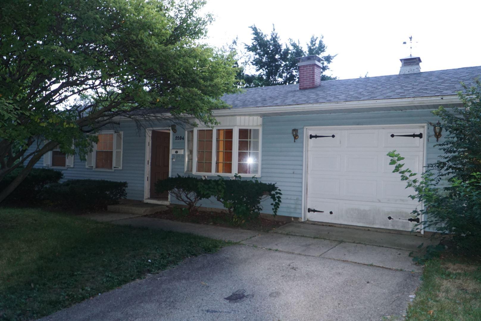 2204 George Avenue, Joliet, IL 60435 - #: 11200615