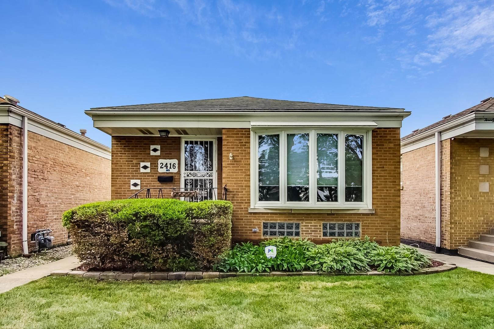 2416 Lathrop Avenue, North Riverside, IL 60546 - #: 10812616