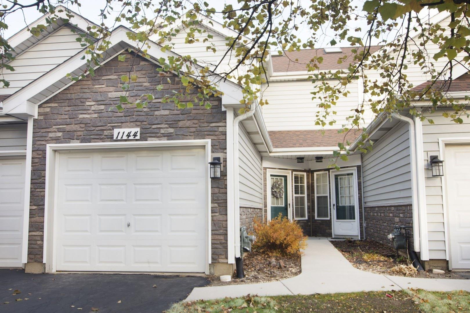 1144 Regency Drive, Schaumburg, IL 60193 - #: 10957618