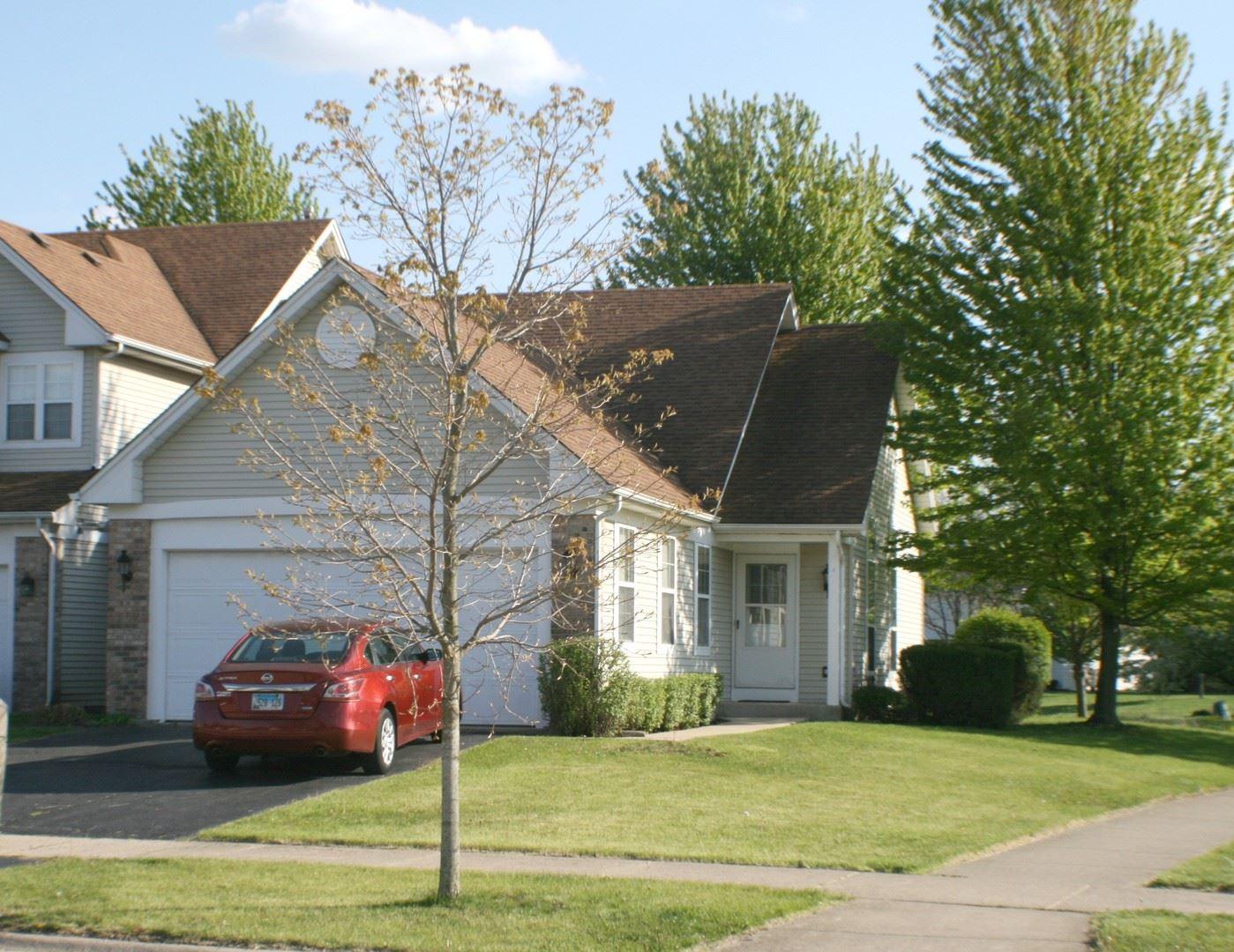404 Prairieview Drive, Oswego, IL 60543 - #: 10713619