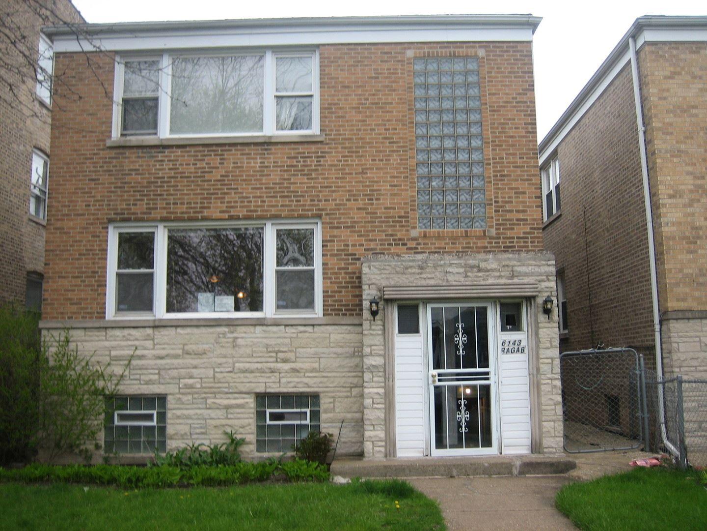 6143 N CLAREMONT Avenue, Chicago, IL 60659 - #: 10804620