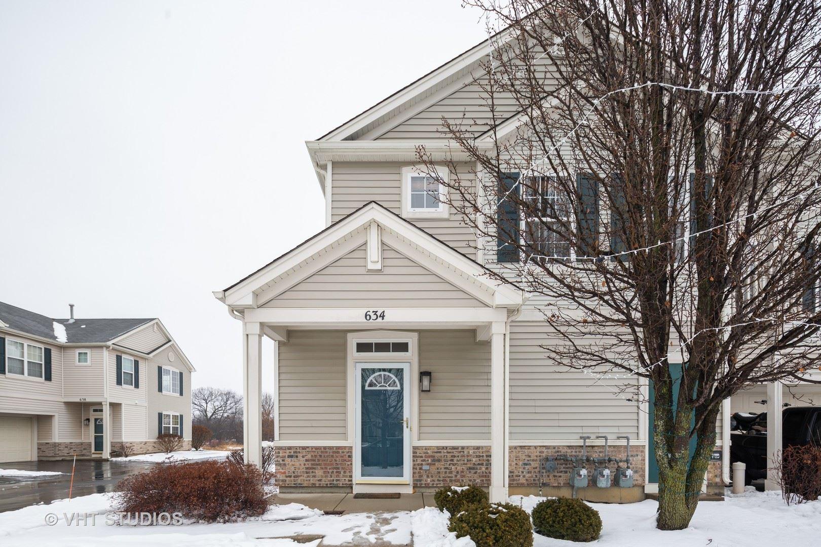 634 Arbor Circle #634, Lakemoor, IL 60051 - #: 10614621