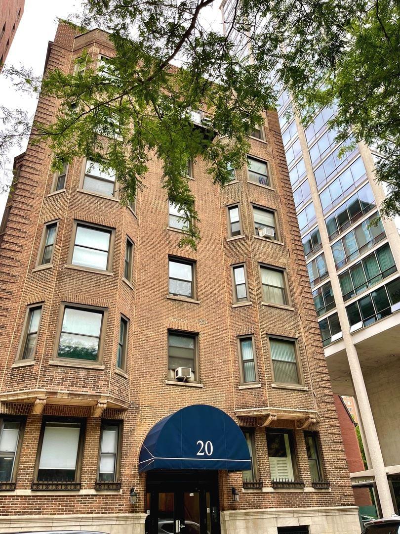 20 E Goethe Street #401, Chicago, IL 60610 - #: 11204624