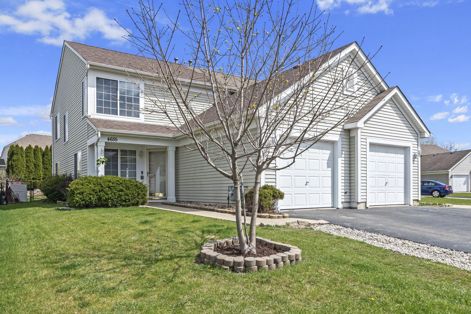 4655 Magnolia Lane, Lake in the Hills, IL 60156 - #: 11054625