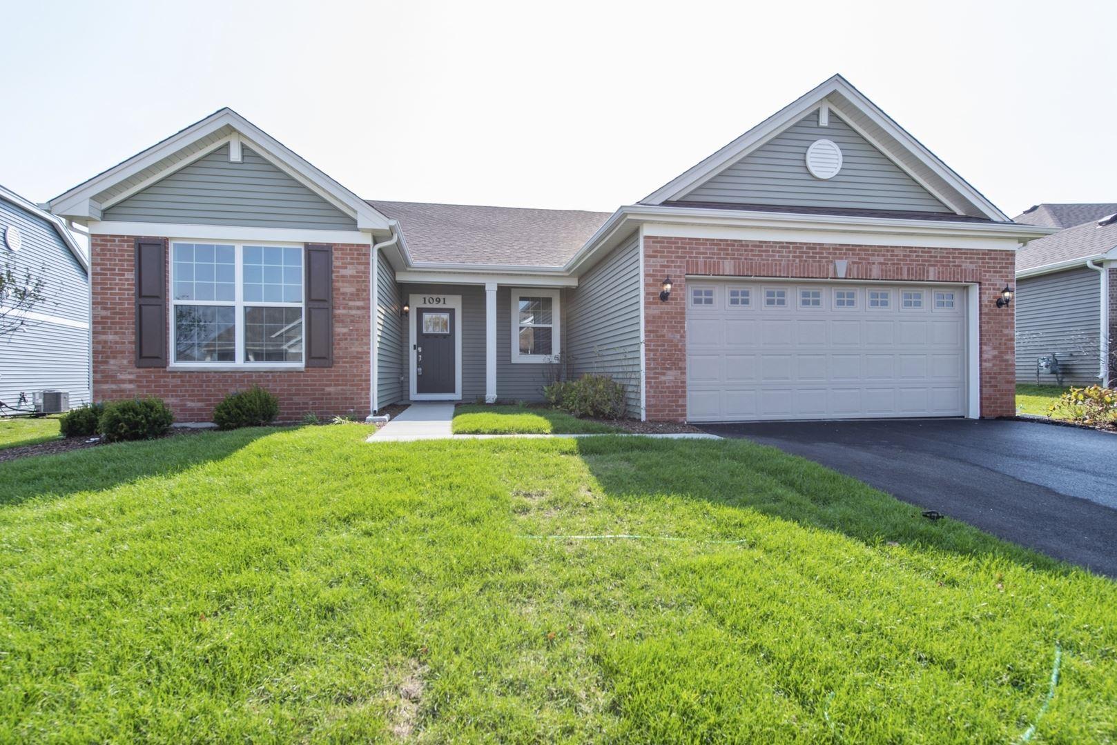 1091 Oak Bluff Road, Crystal Lake, IL 60012 - #: 10700627