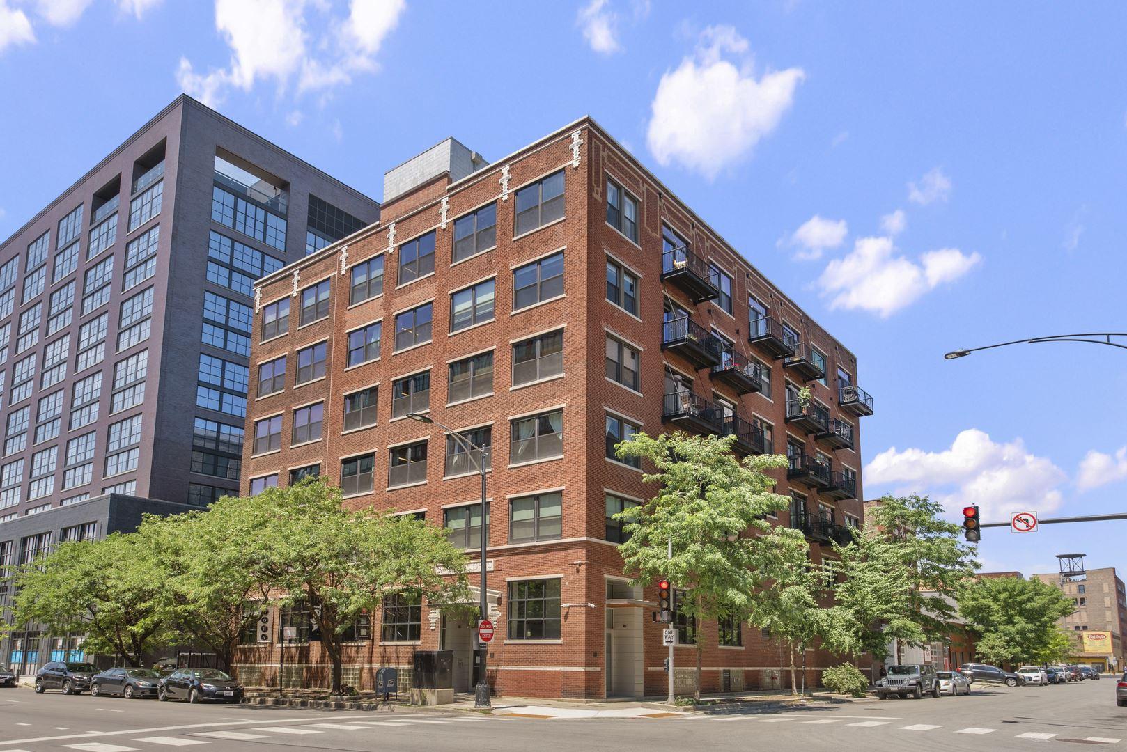 106 N Aberdeen Street #3B, Chicago, IL 60607 - #: 11159627