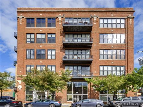 Photo of 215 N Aberdeen Street #410B, Chicago, IL 60607 (MLS # 11249628)