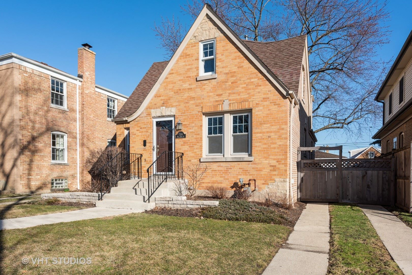 7316 W Fitch Avenue, Chicago, IL 60631 - #: 10668629