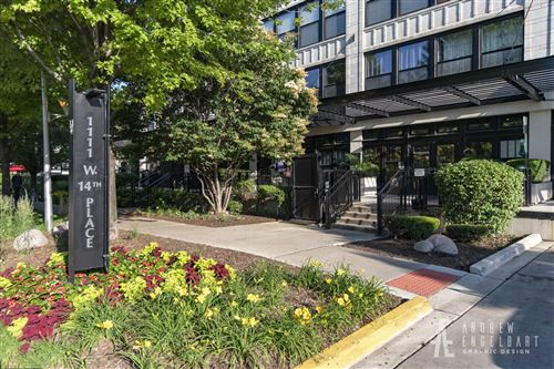 Photo of 1111 W 14th Place #119, Chicago, IL 60608 (MLS # 10728631)