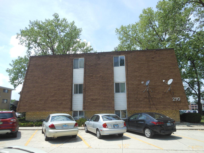 210 Madison Street #3D, Joliet, IL 60435 - #: 10766631