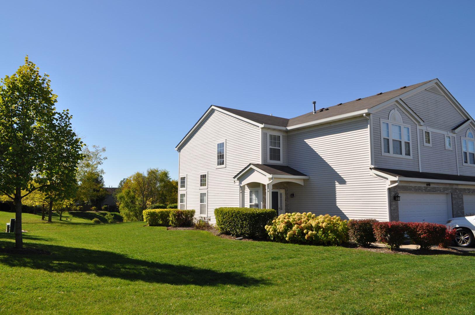 4440 Princeton Lane #4440, Lake in the Hills, IL 60156 - #: 10895631