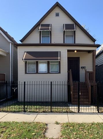 7212 S Honore Street, Chicago, IL 60636 - #: 10572632