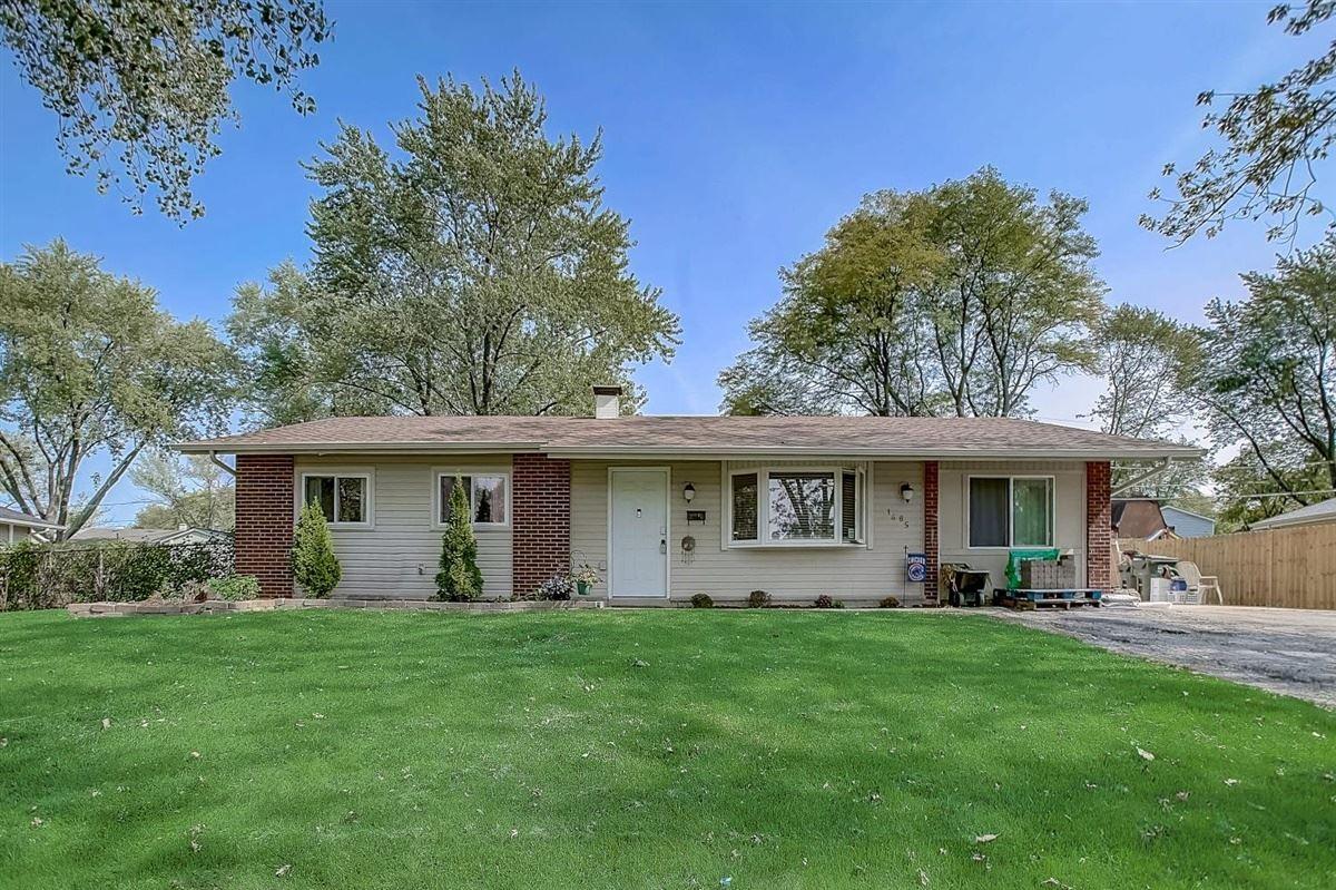 1685 Bedford Road, Hoffman Estates, IL 60169 - #: 10850632
