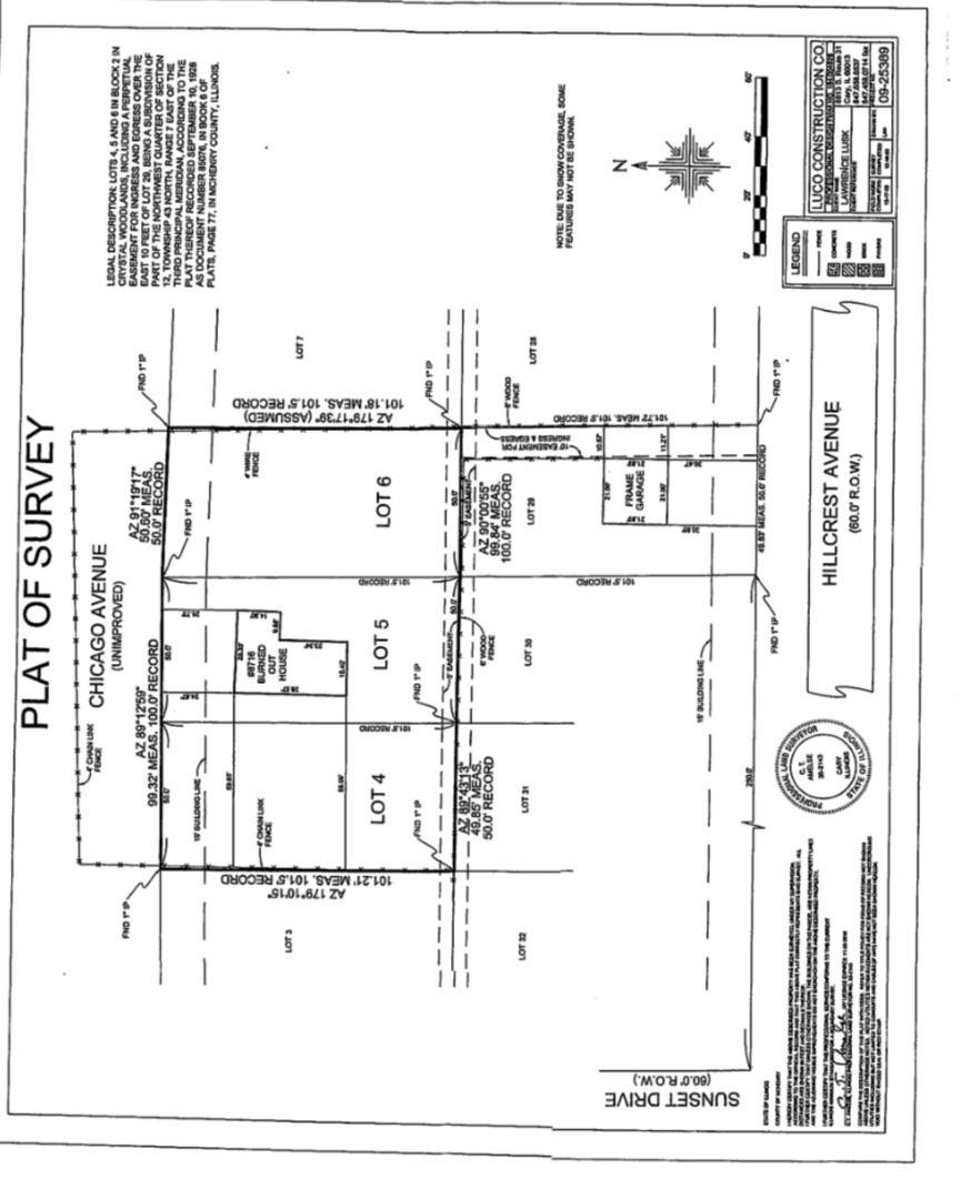 8716 Hillcrest Avenue, Crystal Lake, IL 60014 - #: 11202632