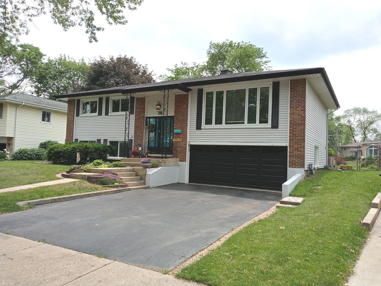 78 Lombard Circle, Lombard, IL 60148 - #: 11116633