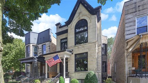 Photo of 3855 N Greenview Avenue #A1, Chicago, IL 60613 (MLS # 10671634)