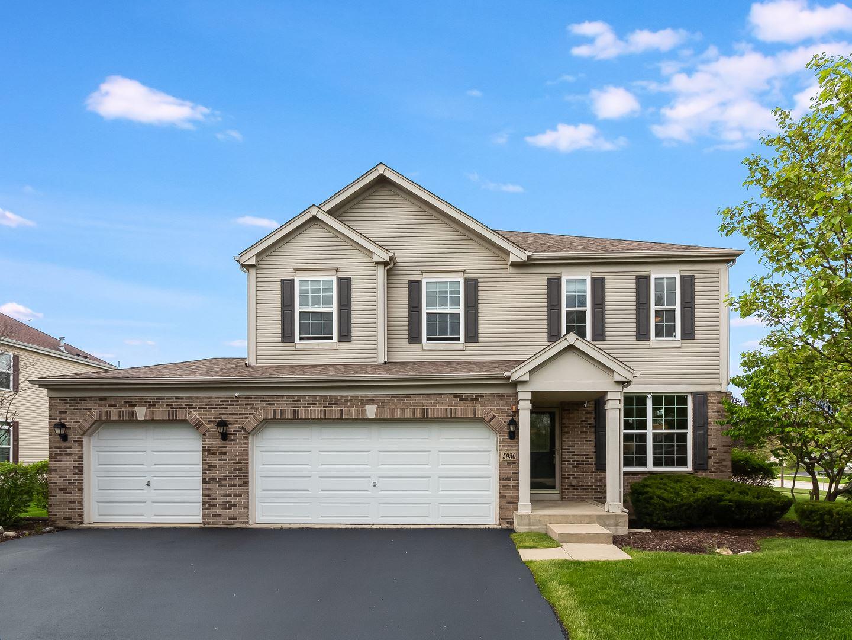 5930 Chatham Drive, Hoffman Estates, IL 60192 - #: 10704634