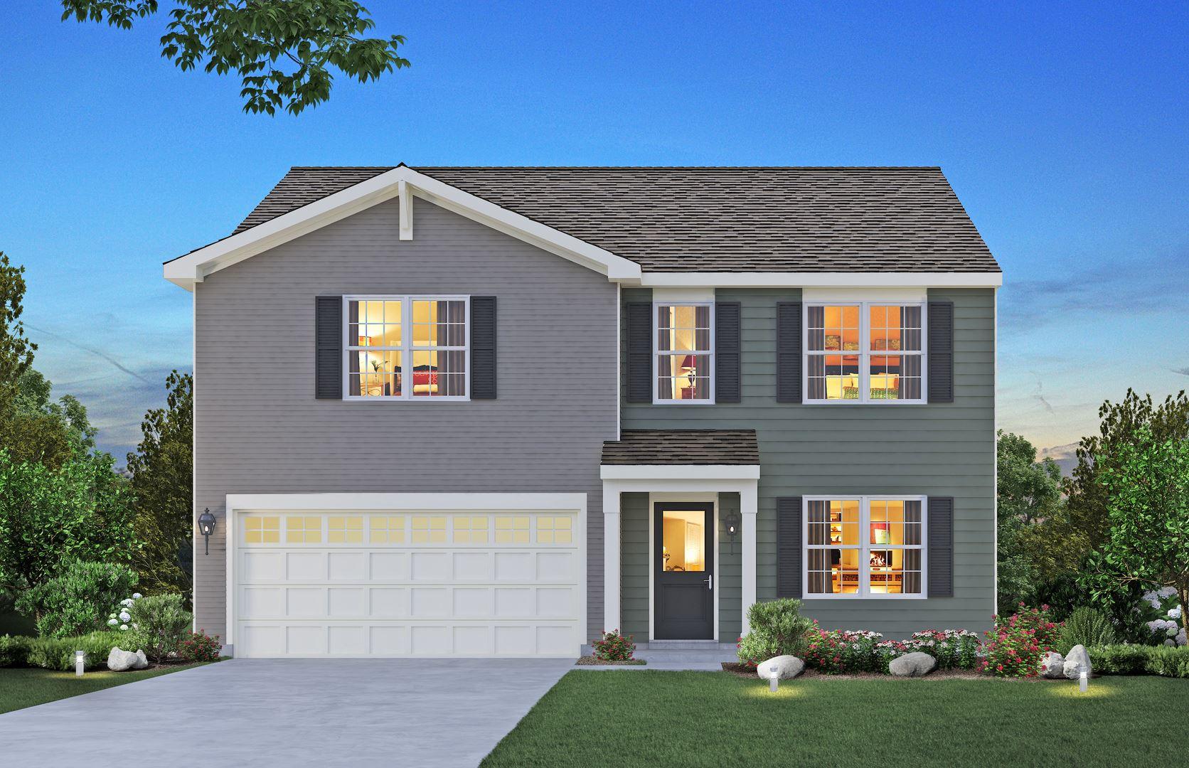 3810 Doherty Lane, McHenry, IL 60050 - #: 11236634