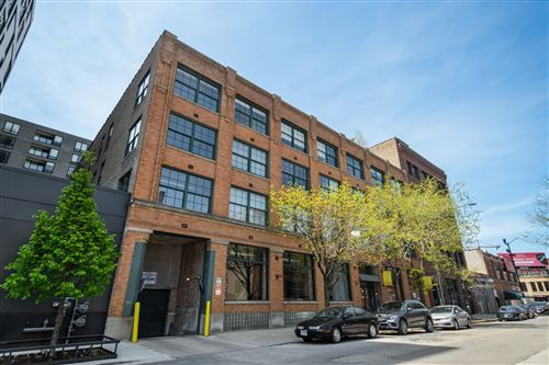 Photo of 110 N PEORIA Street #404, Chicago, IL 60607 (MLS # 10722635)