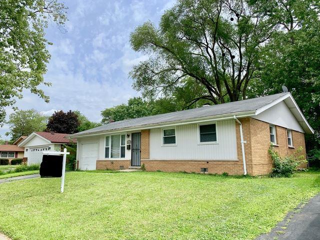 3407 WOODWORTH Place, Hazel Crest, IL 60429 - #: 10506635