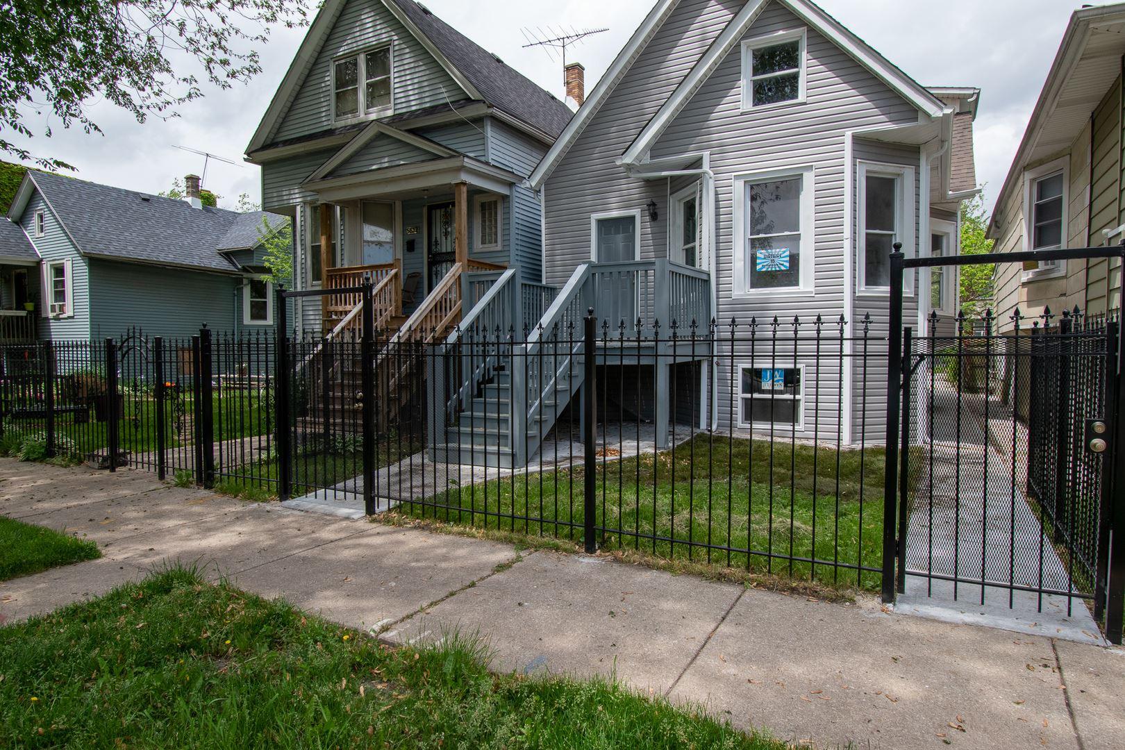 5830 W Rice Street, Chicago, IL 60651 - #: 10735635