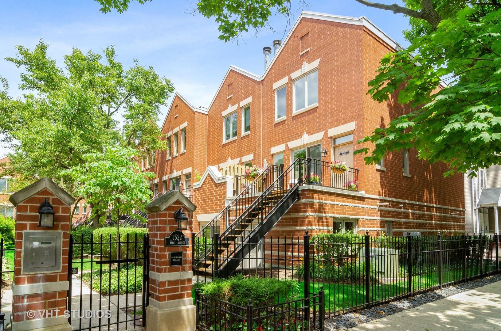 1522 W SCHOOL Street #A, Chicago, IL 60657 - #: 10767635