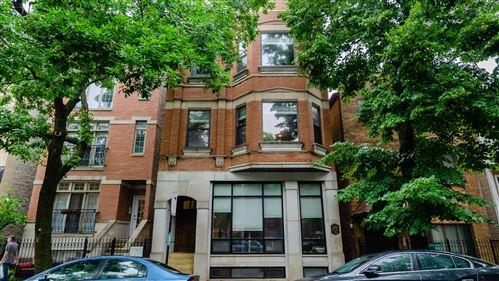 Photo of 1070 W Polk Street #2F, Chicago, IL 60607 (MLS # 11165636)