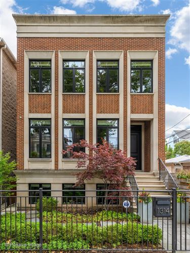 Photo of 1314 W MELROSE Street, Chicago, IL 60657 (MLS # 10929637)