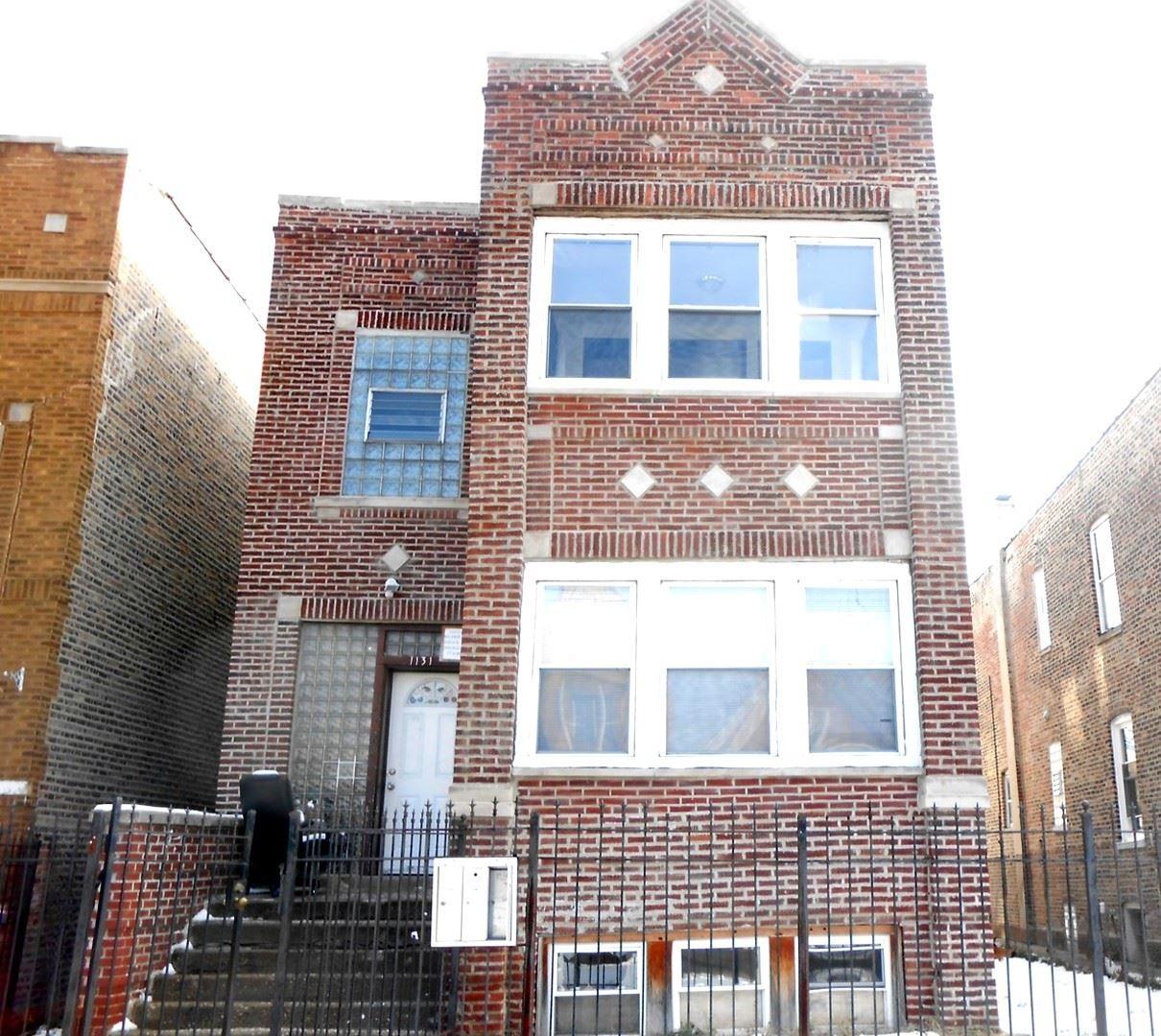 1131 N Harding Avenue, Chicago, IL 60651 - #: 10706637