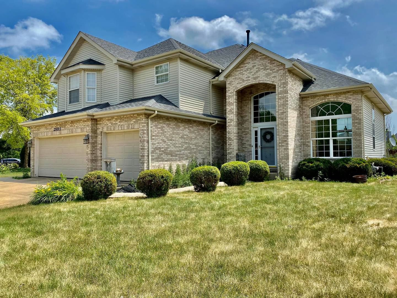 25013 Sandra Lane, Plainfield, IL 60544 - #: 10760637